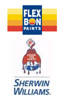 Fles Bon Paints - Shewin Williams Paint - Quality Painting Materials